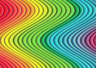 rainbow w
